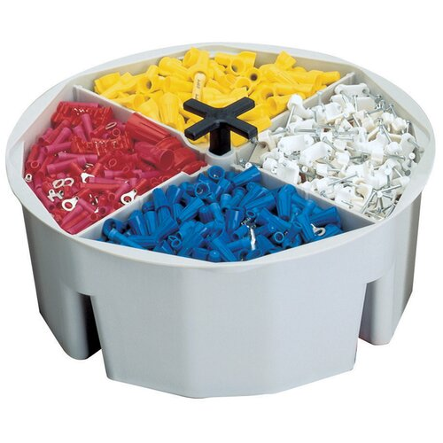 "Clc RoundUps® 10.5"" Wide Bucket Part Tray"