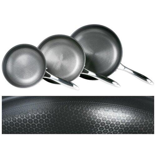 Black Cube Non-Stick Frying Pan