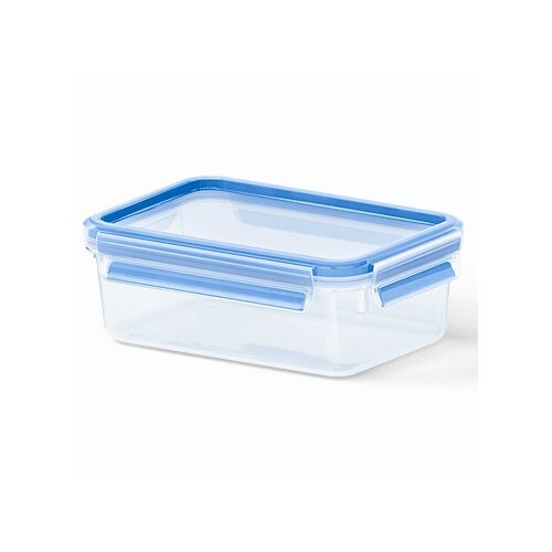 Frieling Emsa by Frieling 18.5 Oz. 3D Food Storage Shallow Rectangular Clip and Close Container