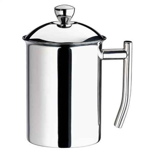 Stainless Steel 0.5-Quart Milk Frother