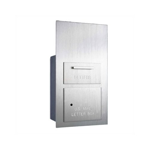 Florence Mailboxes 1 Hopper Wide Bundle and Letter Collection Centers