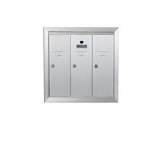 Florence Mailboxes 1250 Series Vertical Mailbox Unit