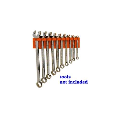 Mechanics Time Saver Holder Wrench Solar Orange