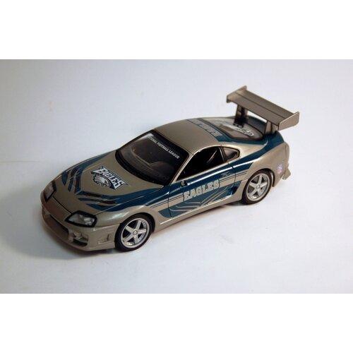 NFL Toyota Supra Racing