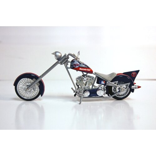 "ERTL MLB Orange County Chopper ""Tool"" Motorcycle"