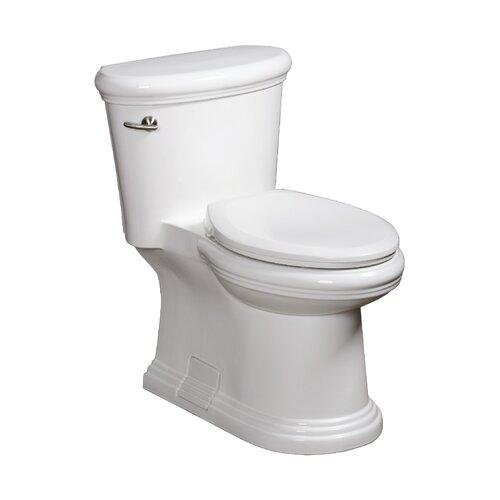 Orrington 1.6 GPF Elongated 1 Piece Toilet