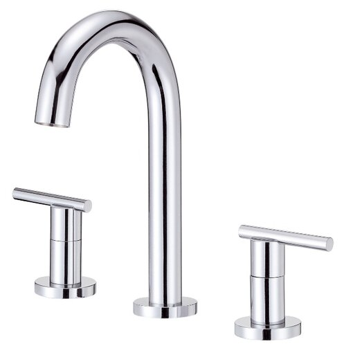 Danze® Parma Mini-Widespread Bathroom Sink Faucet with Double Lever Handles