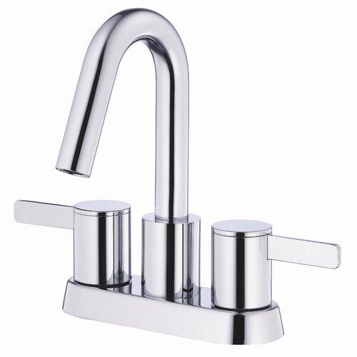 Danze® Amalfi Centerset Bathroom Sink Faucet with Double Lever Handles