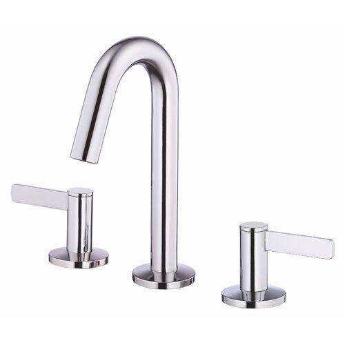 Danze® Amalfi Widespread Bathroom Sink Faucet with Double Lever Handles