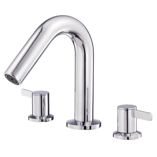 Danze® Amalfi Two Handle Mini-Widespread Roman Tub Faucet Trim