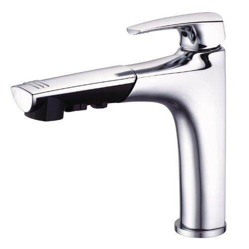 Danze® Taju Single Handle Pull-Out Kitchen Faucet