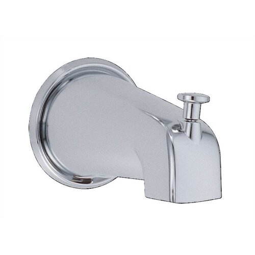 "Danze® Accessories Wall Mount 8"" Tub Spout Trim Diverter"