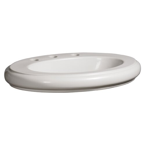 Danze® Orrington Self Rimming Bathroom Sink