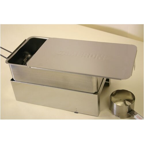 Stainless Steel Li'l Smoker Base and Sterno Holder Kit
