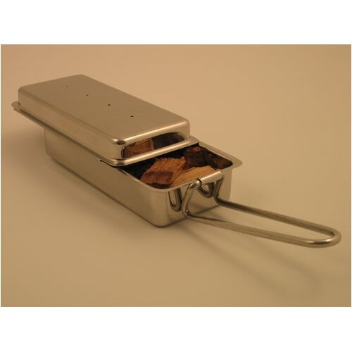 Stainless Steel Barbecue Smoke Box