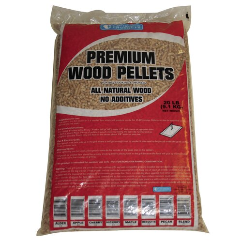 Camerons The Smoke Master Hickory Pellets (20 lbs)