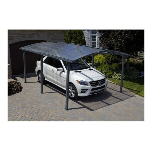 Canopy Carport Kits : Canopy garage palram carport kit poly tex patio cover