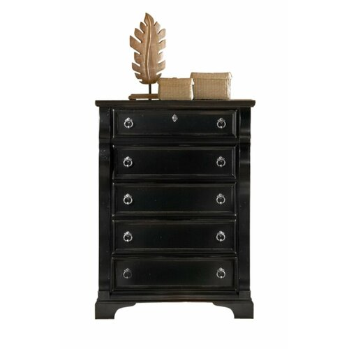 American Woodcrafters Carlisle 5 Drawer Chest