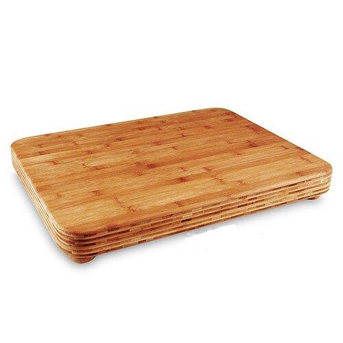 Totally bamboo chop big kahuna cutting board reviews wayfair - The big chop cutting board ...