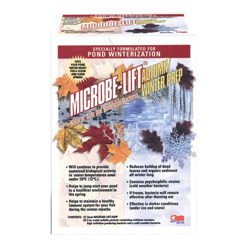 Ecological Laboratories Microbe Lift Autumn / Winter Prep Kit