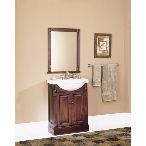 "Pegasus Salerno 25.25"" Bathroom Vanity Set"