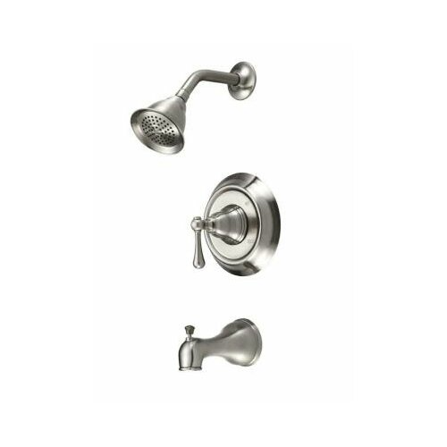 Pegasus 1000 Series Thermostatic Pressure Balance Tub and Shower Faucet Trim