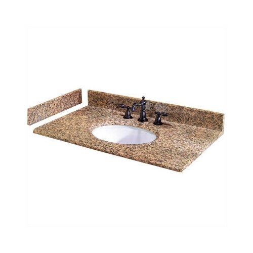 "Pegasus Granite 61"" Vanity Top"