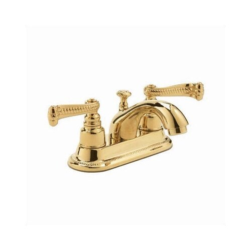 Pegasus 5000 Series Centerset Bathroom Faucet with Lever Handle