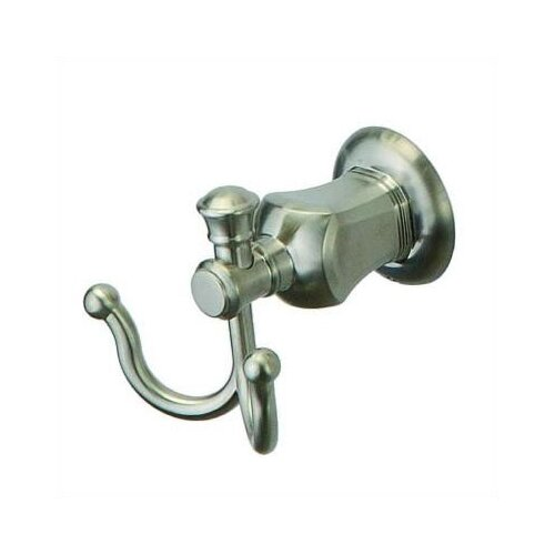 Pegasus Verdanza Wall Mounted Double Robe Hook