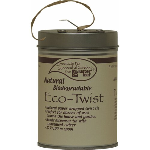 "Lusterleaf 325"" Natural Eco Twist"