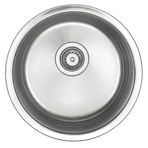 """Belle Foret 18"""" x 18"""" Round Bar Sink"""