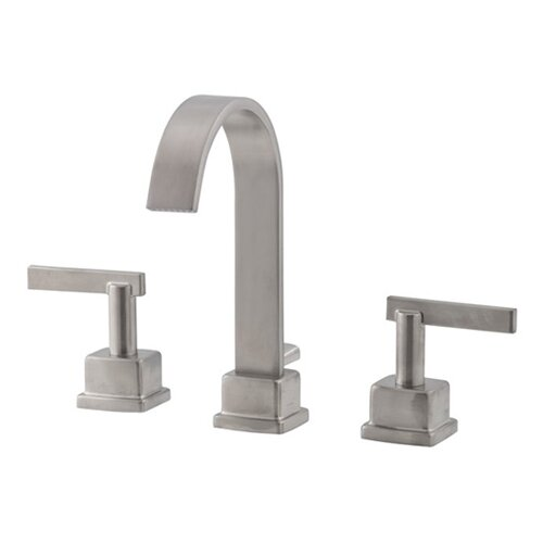 Belle Foret Mainz Widespread Bathroom Faucet with Double Lever Handles