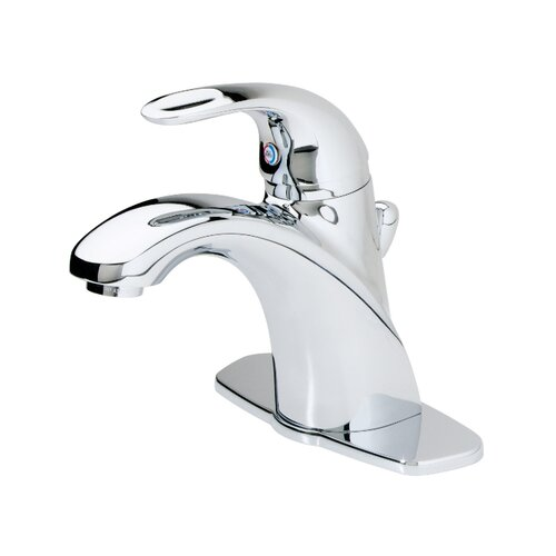 Parisa Centerset Bathroom Faucet with Double Handles