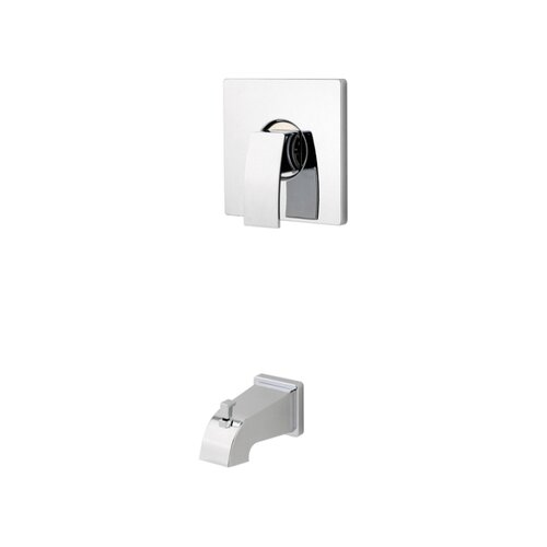 Price Pfister Kenzo Wall Mount Tub Only Faucet Lever Handle