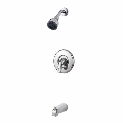 Price Pfister Serrano  Tub Faucet and Shower with Trim