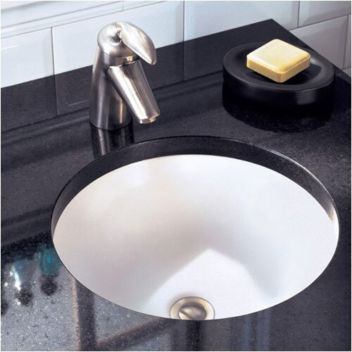 Orbit Undermount Bathroom Sink