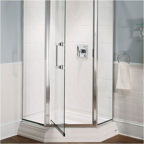 American Standard Town Square Neo Angle Shower Base