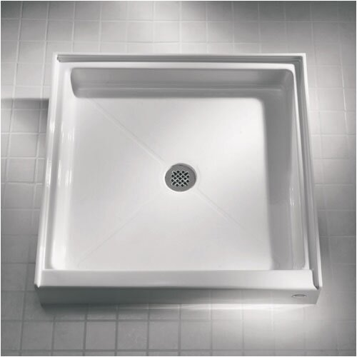 American Standard Town Square Single Threshold Shower Base