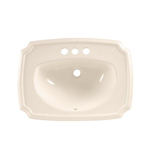 American Standard Antiquity Countertop Bathroom Sink