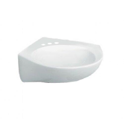 Pedestal Bathroom Sink (Bowl Only)