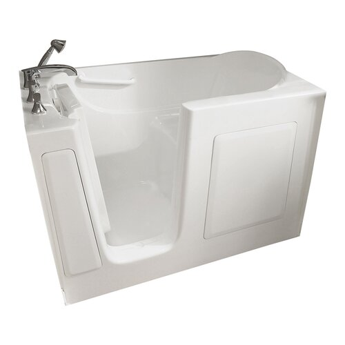 "American Standard 59.5"" x 30"" Walk In Tub"