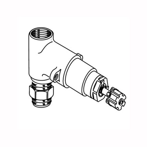 American Standard Copeland On/Off and Volume Control Valve Rough