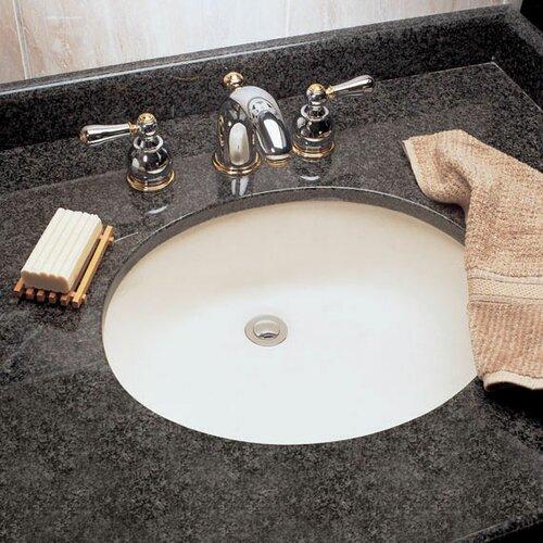 American Standard Ovalyn Undercounter Bathroom Sink