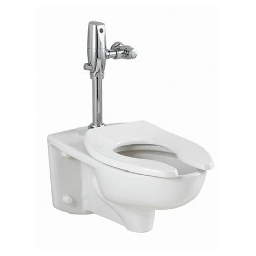 American Standard Afwall EverClean 1.6 GPF Elongated Selectronic 1 Piece Toilet