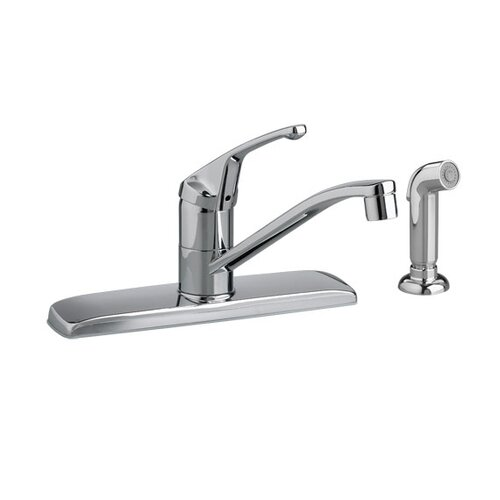 Colony Kitchen Faucet with Separate Spray