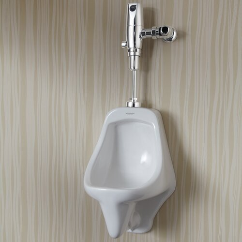 American Standard Selectronic FloWise Exposed Urinal 0.5GPF Flush Valve