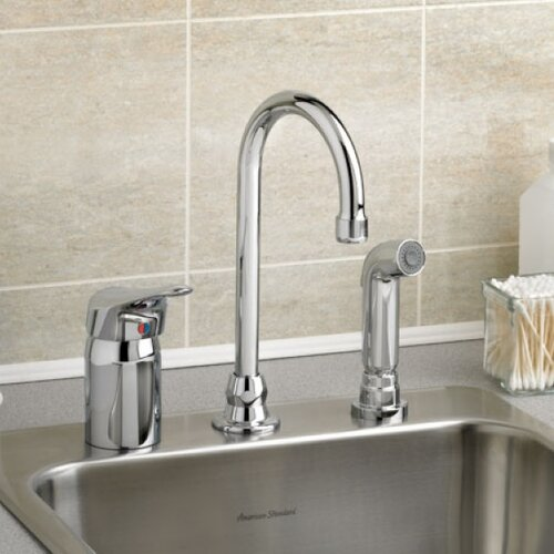 American Standard Monterrey Single Control Faucet with Remote Valve