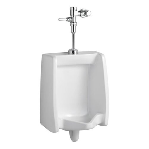 Washbrook 1.0 GPF Urinal with Manual Flush Valve