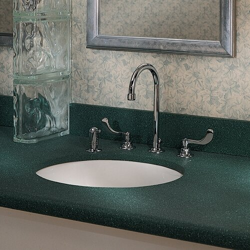 "American Standard Monterrey 8"" Spout Lever Handle Widespread Kitchen Faucet"