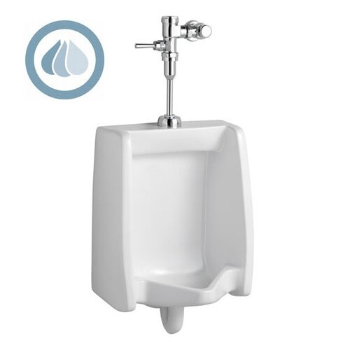 American Standard Washbrook Fw - 0.125 Manual Flush Valve Toilet Seat System